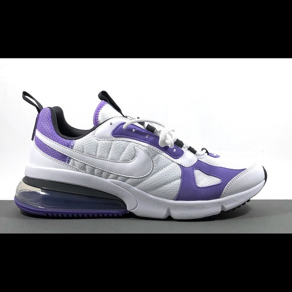 Nike Air Max 270 Futura WhiteViolet Men Sz 10 NWT